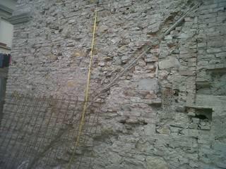 termointonaco NATURCAP - cm. 6 su muri perimetrali sia interni che esterni di LIME & CORK srl