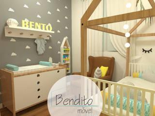 by Bendito Móvel - Projetos e Móveis Planejados