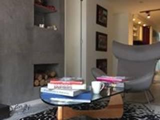 Minimalistische Wohnzimmer von Heritage Design Group Minimalistisch
