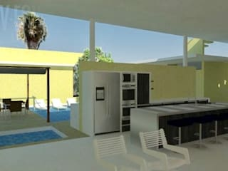 Minimalist house by Heritage Design Group Minimalist