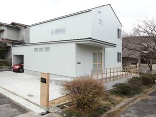 大津の住宅 ミニマルな 家 の 奥村幸司建築設計室 ミニマル