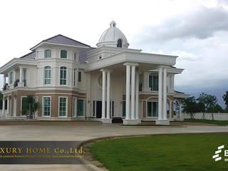 Casas de estilo  por HOME