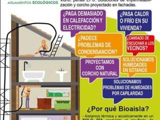 Aislamiento insuflado de Bioaisla