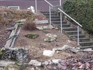 Garten-Landschaftsbau Hierreth-Felser GmbH Сад в рустикальном стиле