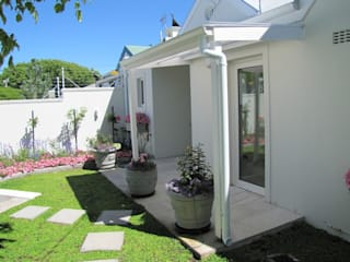 Bathroom, Kitchen, Patio Home Renovation + Complete Interior Exterior Home Painted (Newlands, Cape Town) by CPT Painters / Painting Contractors in Cape Town