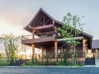 งานออกแบบ ร้านกาแฟ Little Forest Coffee House at แก่งกระจาน/คุณศุภรดา ชลาชีพ โดย fewdavid3d-design