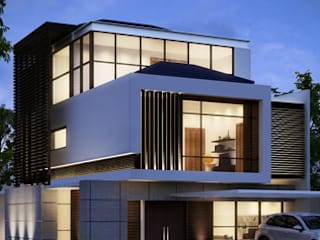 Modern Houses by Arci Design Studio Modern