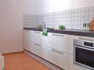 Küche nach dem Home Staging:   von Wohnjuwel Home Staging
