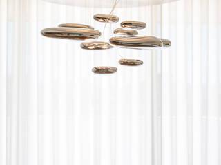 PROJETO DESIGN DE INTERIORES - DECORAÇÃO DE APARTAMENTOS MODERNOS por Glim - Design de Interiores Moderno