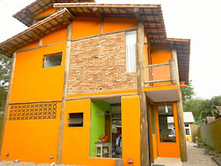 VN Arquitetura 房子 木頭