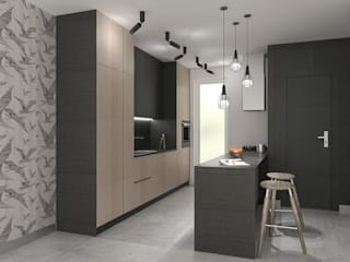 Modern kitchen by deco chata Modern