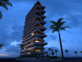 Torre Massana por Maia e Moura Arquitectura Moderno