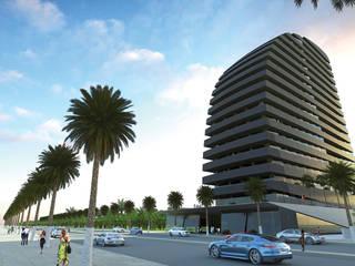 Dolphin Residence Club por Maia e Moura Arquitectura