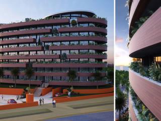Condomínio Miloro por Maia e Moura Arquitectura Moderno