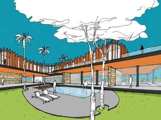 Moradia T7:   por Maia e Moura Arquitectura