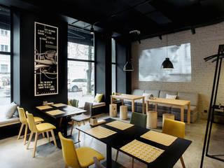 Minimalist gastronomy by Canape Agency Minimalist