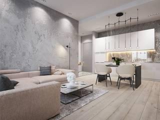 Y.F.architects Kitchen