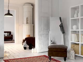 Orientteppiche in moderner skandinavischer, minimalistischer Einrichtung: modern  von Nain Trading GmbH,Modern