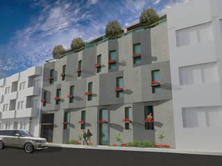 Edifício Pereiró por Maia e Moura Arquitectura