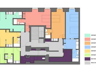 Rossio Apartments por Maia e Moura Arquitectura Clássico
