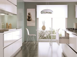 Built-in kitchens by Cocilady Cocinas