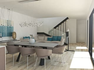 Vivienda Mallorca Lendworks Salones de estilo moderno