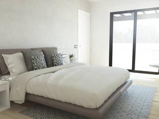 Vivienda Mallorca Lendworks Dormitorios de estilo moderno
