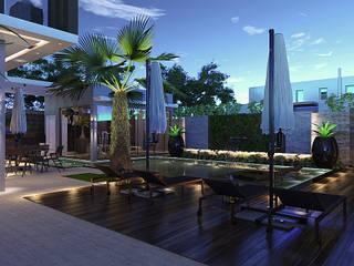 от Luciano Santo arquitetura Модерн