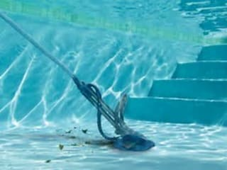 Pool cleaning project by Pretoria Pools