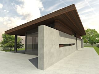 Maisons mitoyennes de style  par Dakota Austral
