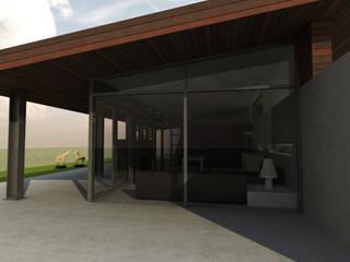 Maisons de plain-pied de style  par Dakota Austral
