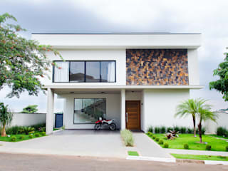 Casa VIU: Casas  por Flavio Vila Nova Arquitetura