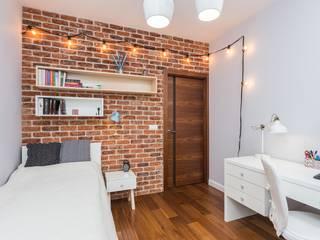 Apartament w Wilanowie od ZAWICKA-ID Projektowanie wnętrz Nowoczesny