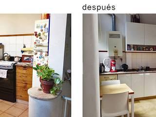 PH Charlone de Paula Mariasch - Juana Grichener - Iris Grosserohde Arquitectura Moderno