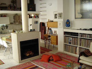 Home PH Livings modernos: Ideas, imágenes y decoración de Paula Mariasch - Juana Grichener - Iris Grosserohde Arquitectura Moderno