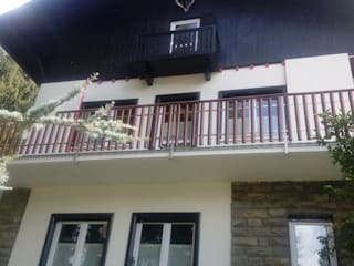 ONLYWOOD Balconies, verandas & terraces Accessories & decoration Parket