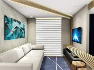 Studio² Modern living room