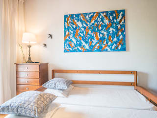 Casalfama - apartamento T0: Casa  por YS PROJECT DESIGN