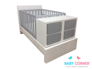 Cama Cunas:  de estilo  por Baby Corner