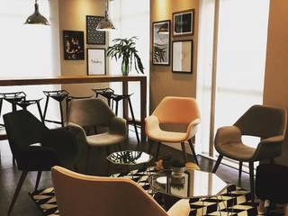 Wambier, Yamasaki, Bevervanço, Lima & Lobo Advogados:   por Factus Arquitetura Planejamento Interiores,Moderno