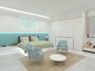 Kamar Tidur Minimalis Oleh Ravi Prakash Architect Minimalis Kayu Buatan Transparent