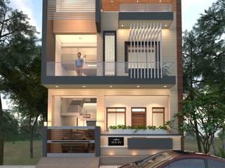 Jain's House by Ravi Prakash Architect Modern