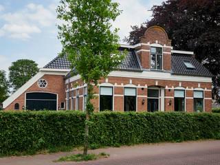Woonboederij Onnen - Exterieur:  Huizen door MINT Architecten