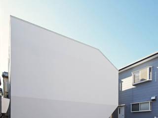 Wooden houses by 空間建築-傳 一級建築士事務所