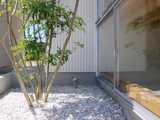 庭: 空間建築-傳 一級建築士事務所が手掛けた庭です。