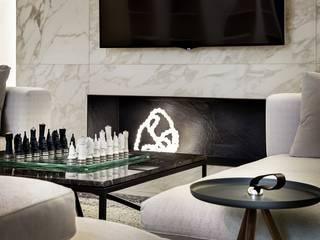 Salon classique par Архитектурное бюро Materia174 Classique