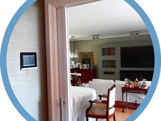 Indomotiq, Inmótica y Domótica (Madrid y zona centro) Livings de estilo moderno