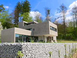 Detached home by zeitwerkstatt gmbh