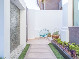 Terrasse von S2 Arquitectos, Minimalistisch