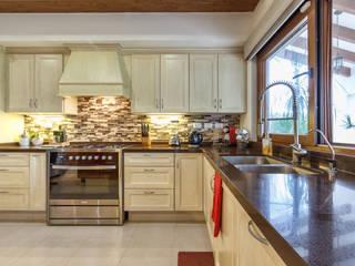 Cozinhas modernas por SANTIAGO PARDO ARQUITECTO Moderno